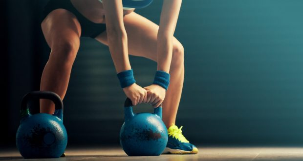 Best Kettlebell Workouts To Get In Shape Fast - Best